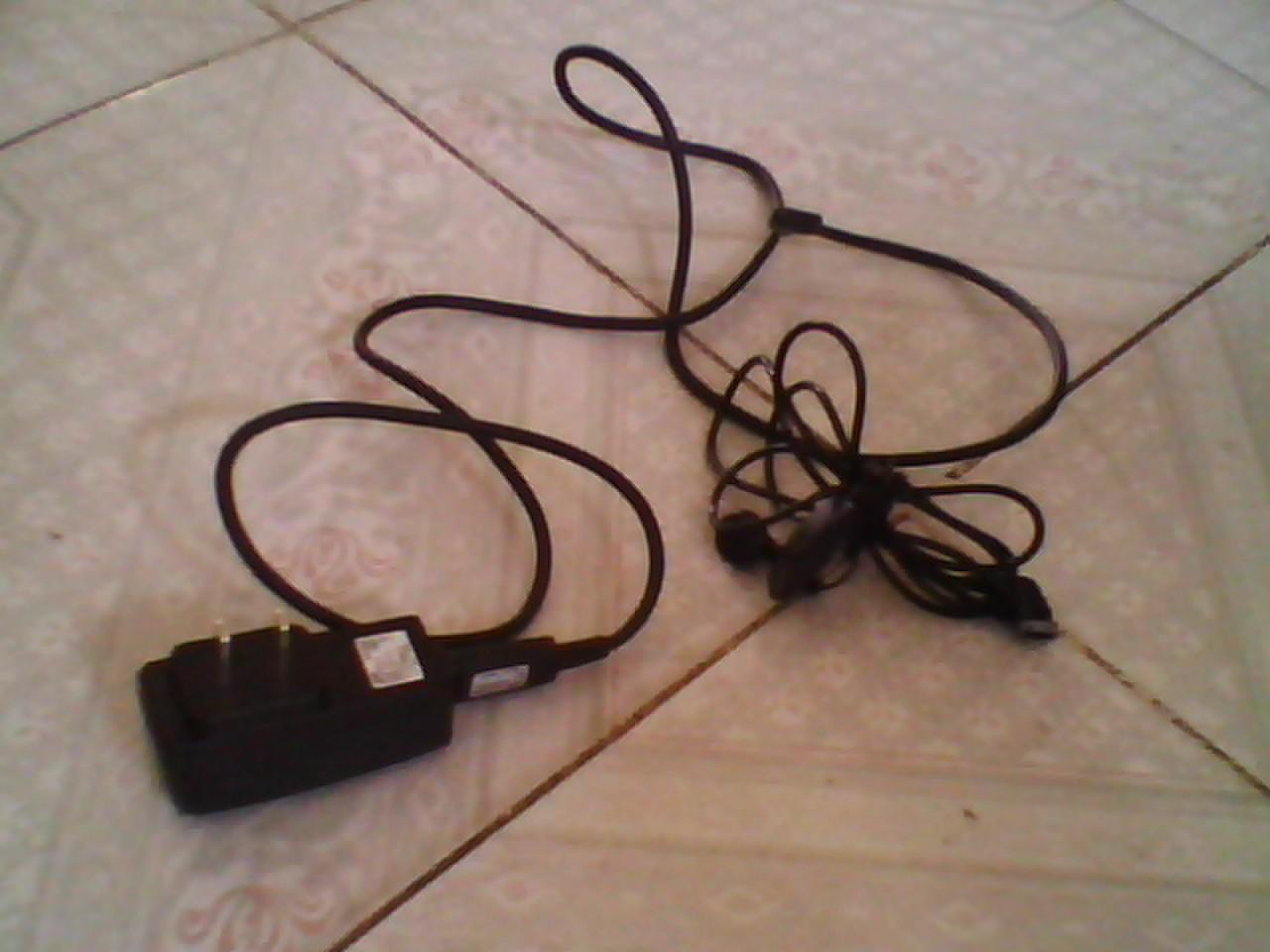 三星充电器及专用插孔耳机